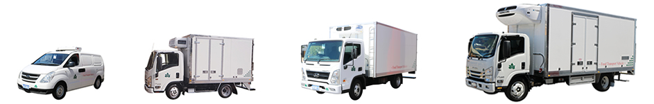 Refrigerated Transport Hire